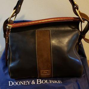 EUC Dooney & Bourke Florentine Suede